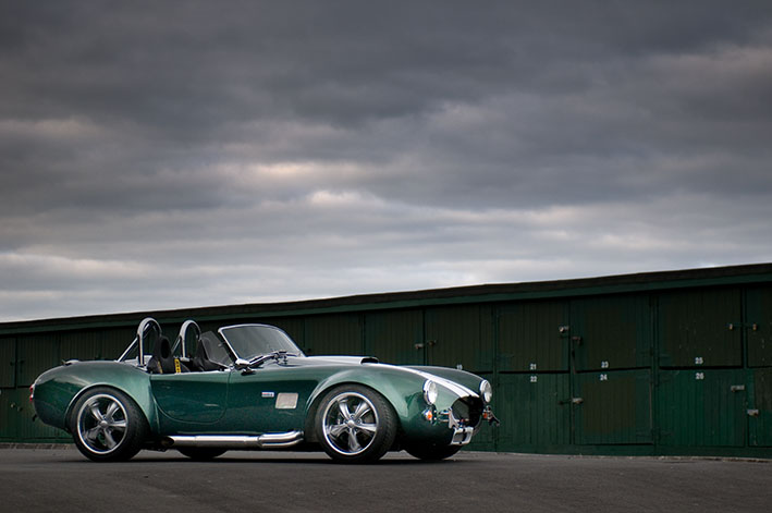 Kit Car (Factory Five Cobra) - Built by Fraser Cars