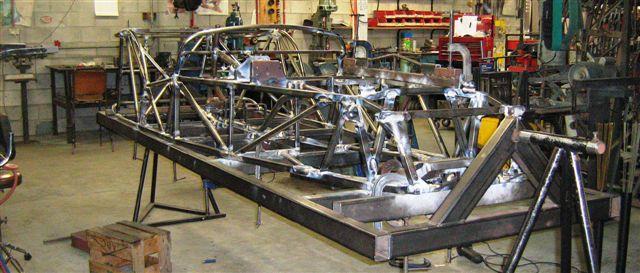 Kit Car  Fraser 317  Fraser Kit Car Blogged  Lotus 7 Replica