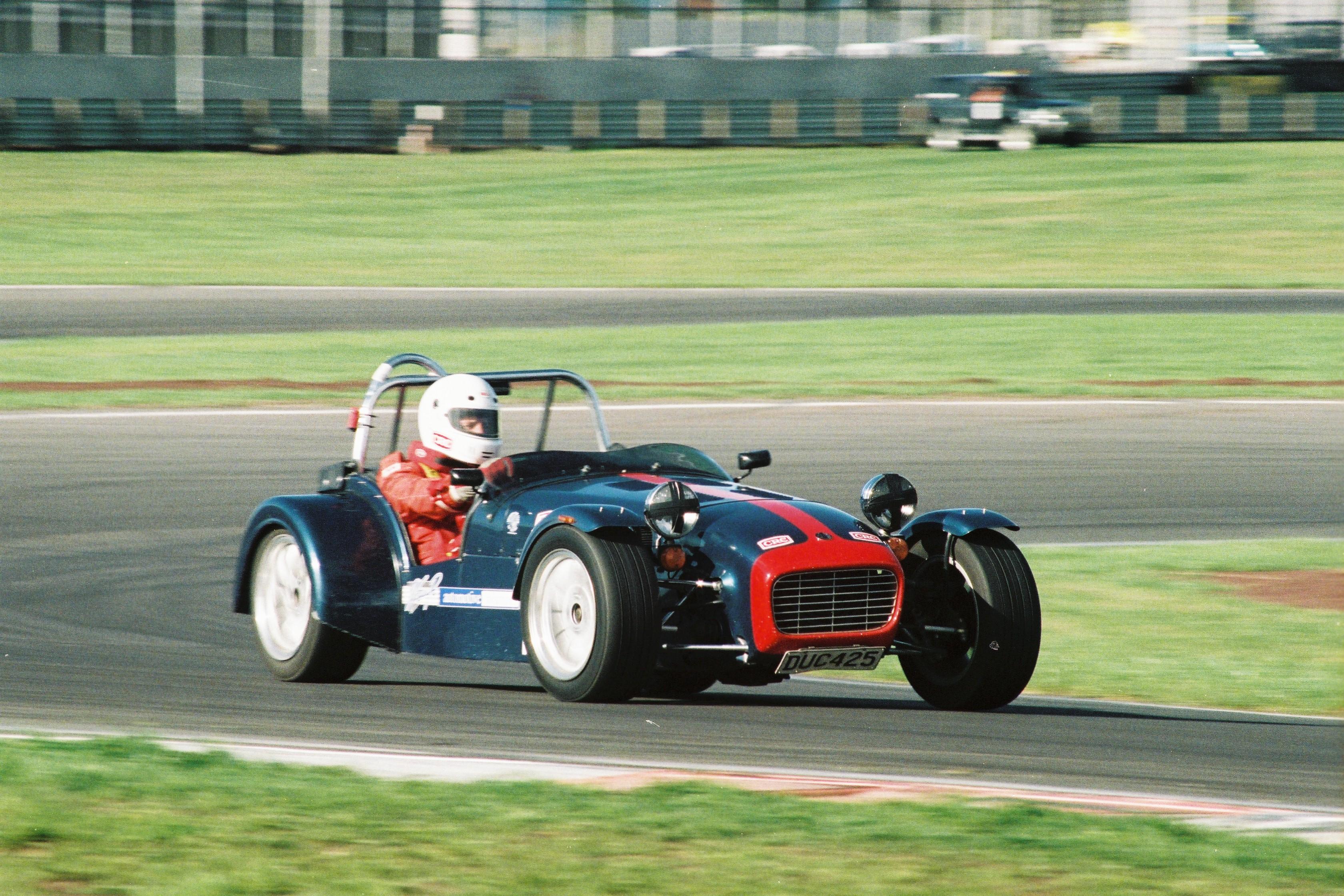 Fraser Kit Car Blogged  Lotus 7 Replica Kit Cars