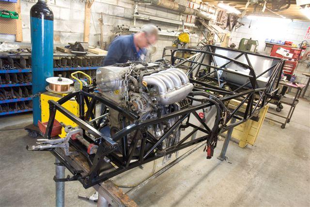 Fraser Cars Workshop 52