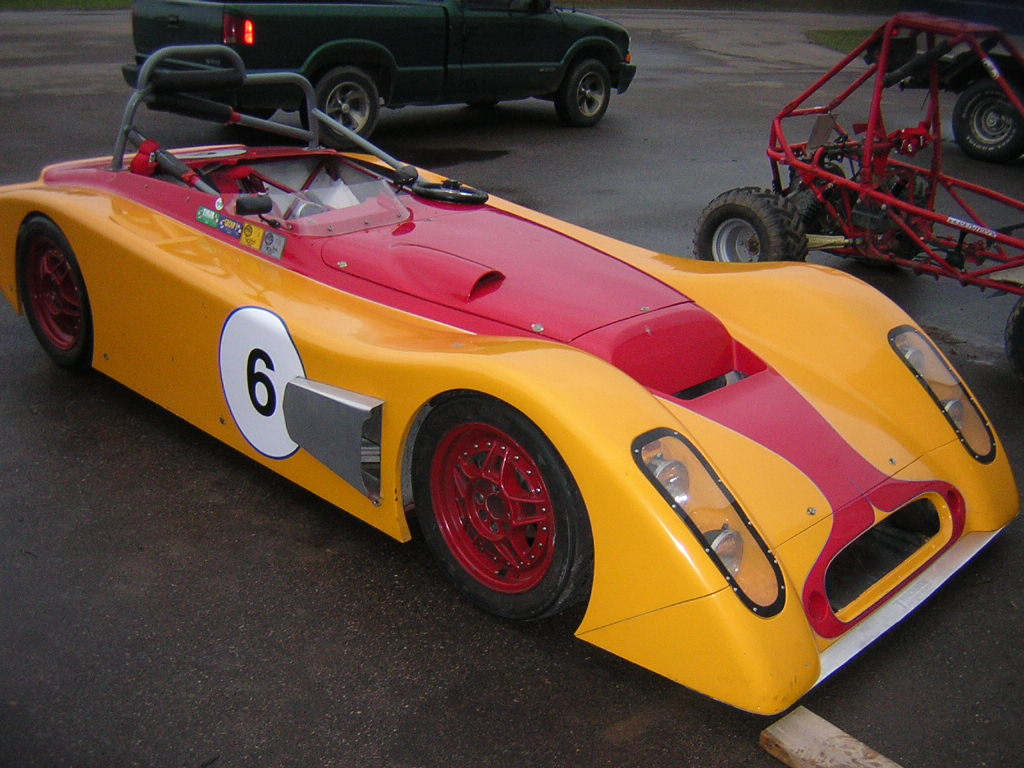 Lotus 7 kit car usa - As It Is Today Residing In The Usa